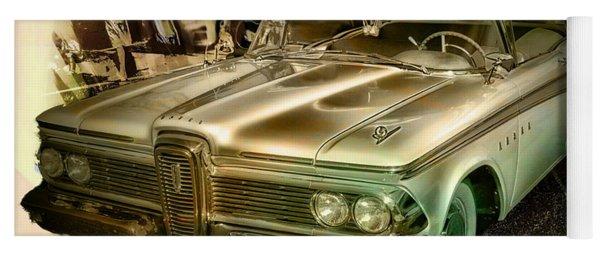 1959 Edsel Yoga Mat