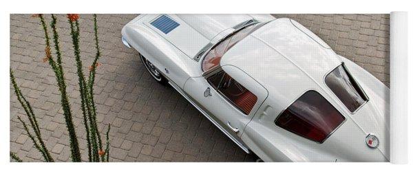 1963 Chevrolet Corvette Split Window -440c Yoga Mat