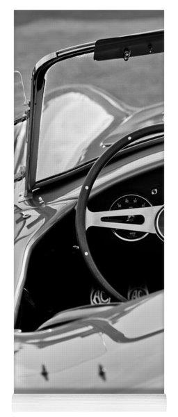 1964 Ac Shelby Cobra 289 Yoga Mat