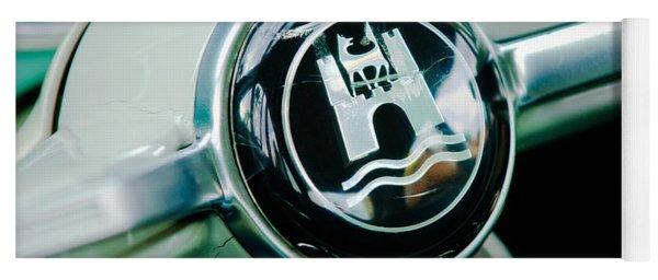 1964 Volkswagen Vw Steering Wheel Yoga Mat