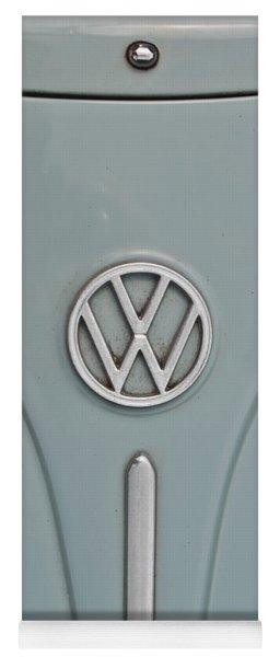 1965 Volkswagen Beetle Hood Emblem Yoga Mat