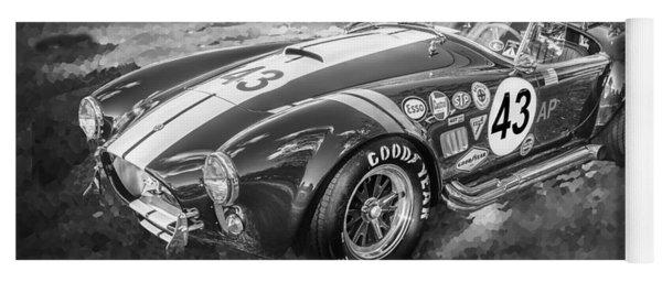 1966 Ford Ac Cobra 427 Big Block Bw Yoga Mat