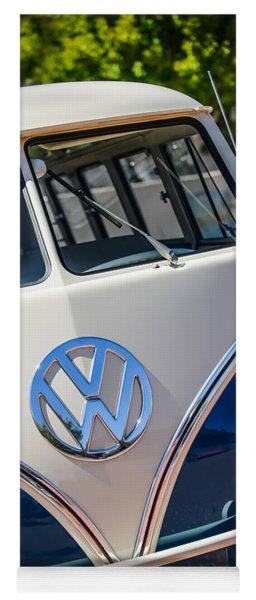 1966 Volkswagen Micro Bus -1012c Yoga Mat
