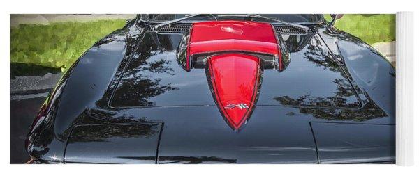 1967 Chevrolet Corvette 427 435 Hp Yoga Mat
