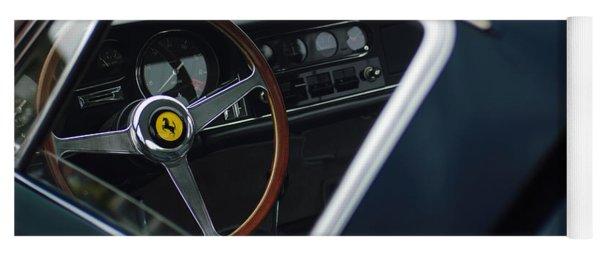 1967 Ferrari 275 Gtb-4 Berlinetta Yoga Mat