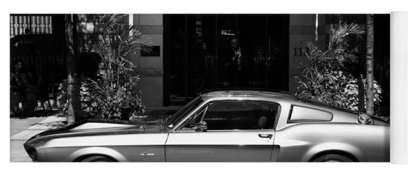 1967 Shelby Mustang B Yoga Mat