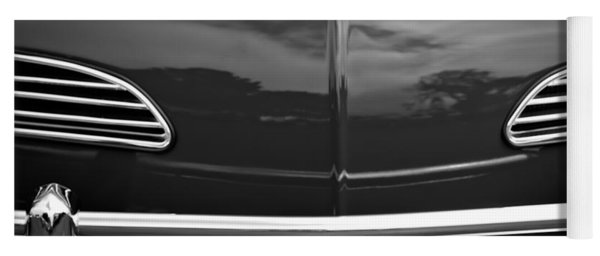 1968 Volkswagen Karmann Ghia Convertible Yoga Mat