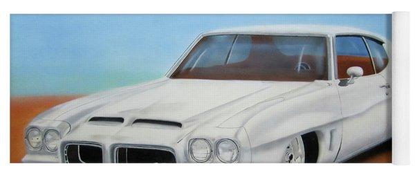 1972 Pontiac Gto Yoga Mat