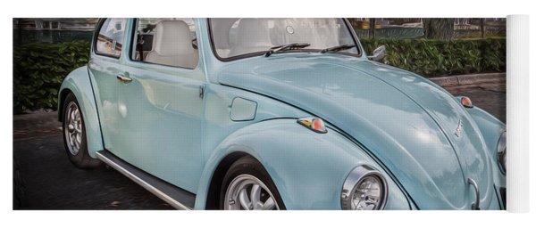 1974 Volkswagen Beetle Vw Bug Yoga Mat