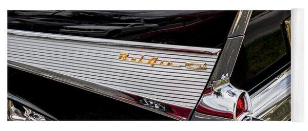 1957 Chevrolet Bel Air Yoga Mat