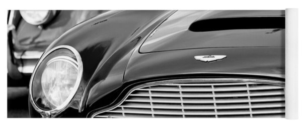 1965 Aston Martin Db6 Short Chassis Volante Yoga Mat