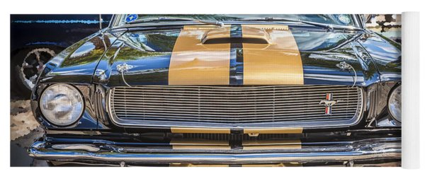 1966 Ford Shelby Mustang Hertz Edition  Yoga Mat