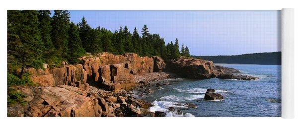 Acadia Coast Yoga Mat