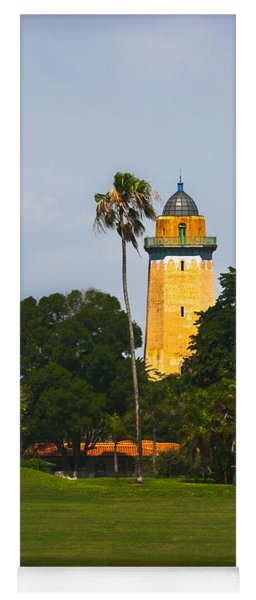 Alhambra Water Tower Yoga Mat