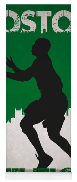 Boston Celtics Yoga Mat