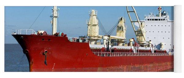 bulk carrier yoga mats fine art america