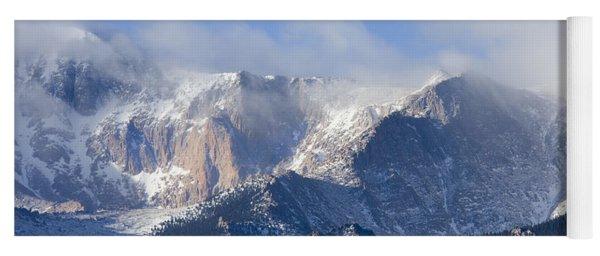 Cloudy Peak Yoga Mat