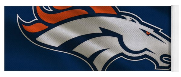 Denver Broncos Uniform Yoga Mat