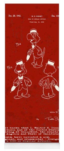 Disney Jose Carioca Yoga Mat