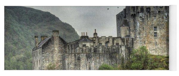 Eilean Donan Castle Yoga Mat
