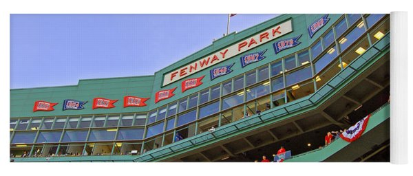 Fenway's 100th Yoga Mat