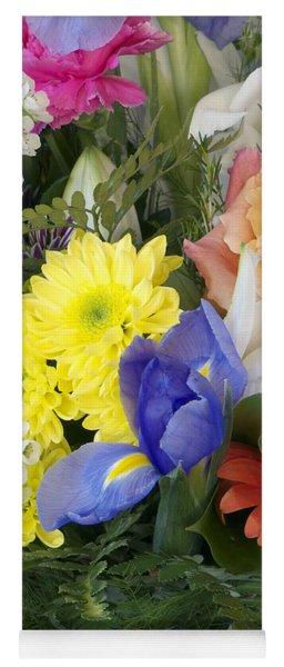 Floral Bouquet 4 Yoga Mat