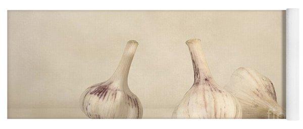 Fresh Garlic Yoga Mat