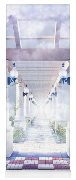 Gateway To Heaven Yoga Mat