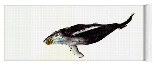 Humpback Whale Yoga Mat