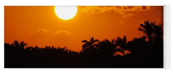 Marco Island Sunset Yoga Mat