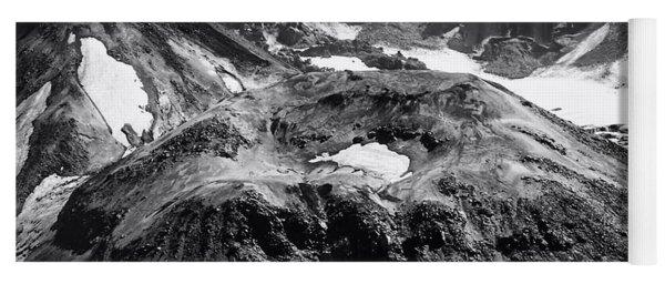 Mt St. Helen's Crater Yoga Mat