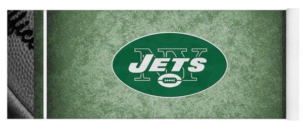 New York Jets Yoga Mat