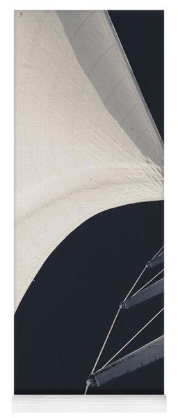 Obsession Sails 10 Yoga Mat