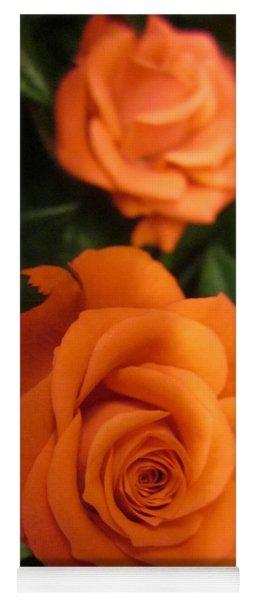 Orange Delight Yoga Mat