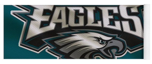 Philadelphia Eagles Uniform Yoga Mat