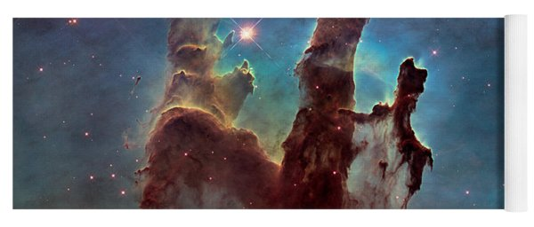 Pillars Of Creation Yoga Mat