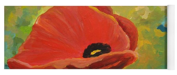 Poppy Yoga Mat