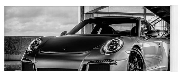 Porsche 911 Gt3 Yoga Mat