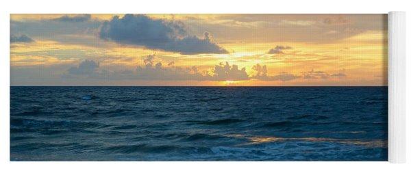 Sunrise In Deerfield Beach Yoga Mat