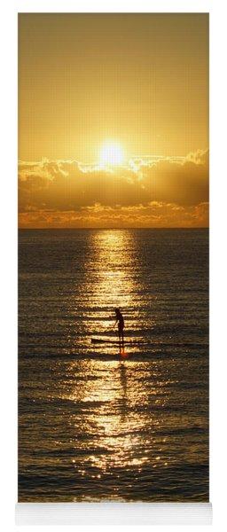 Sunrise In Florida Riviera Yoga Mat