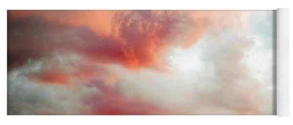 Sunset Sky Yoga Mat