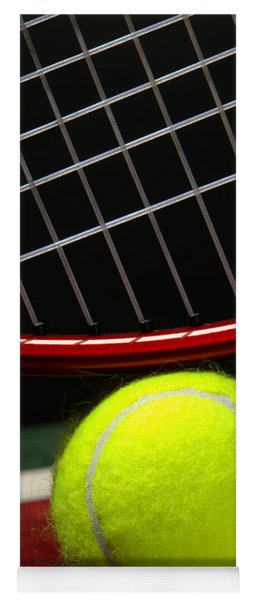 Tennis Ball Yoga Mat