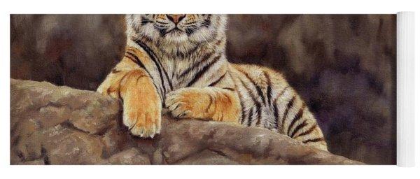 Tiger Yoga Mat