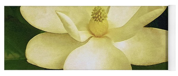 Vintage Magnolia Yoga Mat