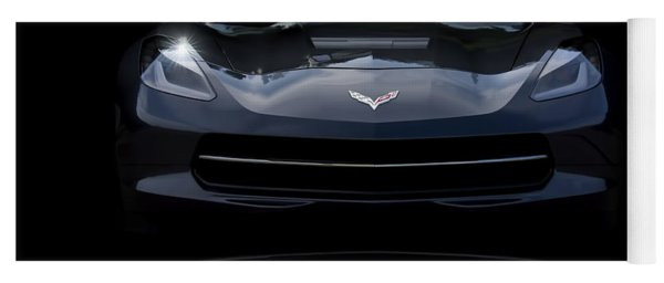 2014 Corvette Stingray Yoga Mat