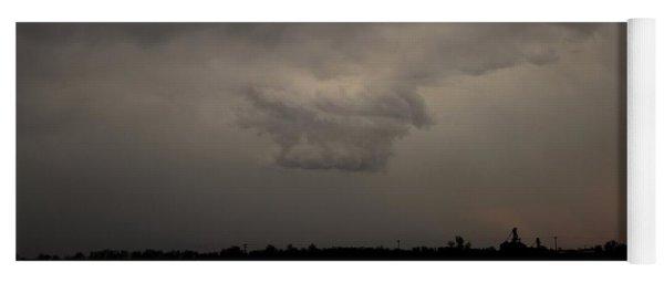 Let The Storm Season Begin Yoga Mat