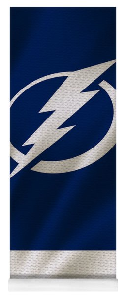 Tampa Bay Lightning Yoga Mat