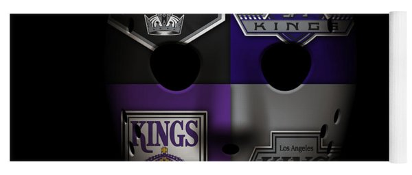 Los Angeles Kings Yoga Mat