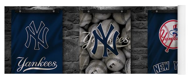 New York Yankees Yoga Mat