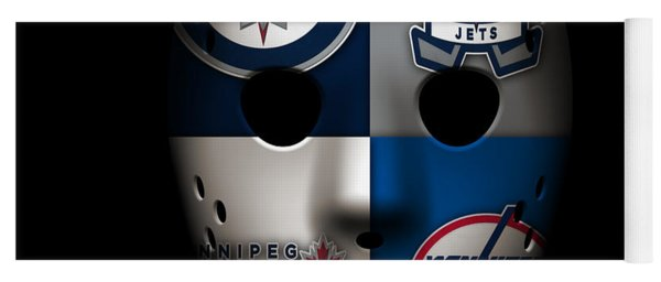 Winnipeg Jets Yoga Mat